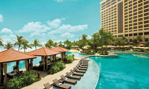 Nhà đầu tư casino muốn xây sân bay tại Hồ Tràm