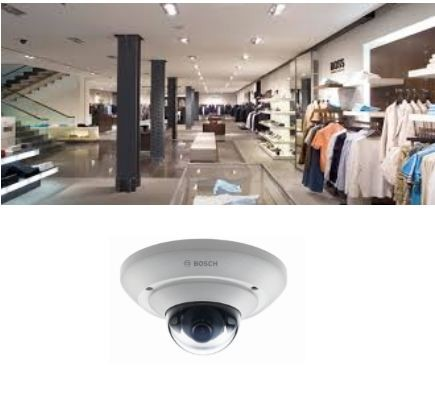 CCTV for retail