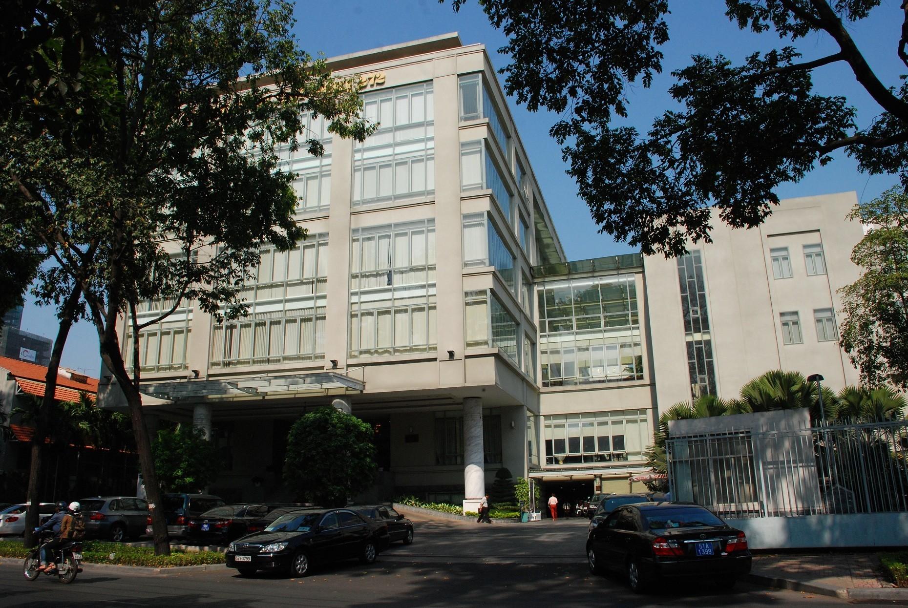 Hội trường Tp. Hồ Chí Minh