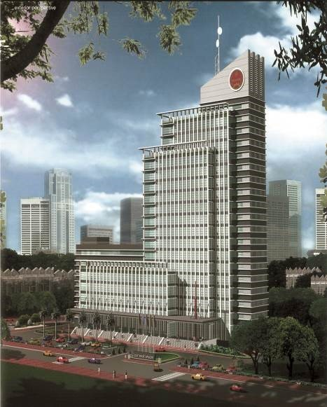 Trụ sở Cục thuế Tp. Hồ Chí Minh