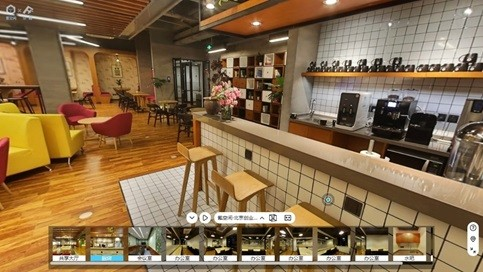 4D Virtual Tour Scanning