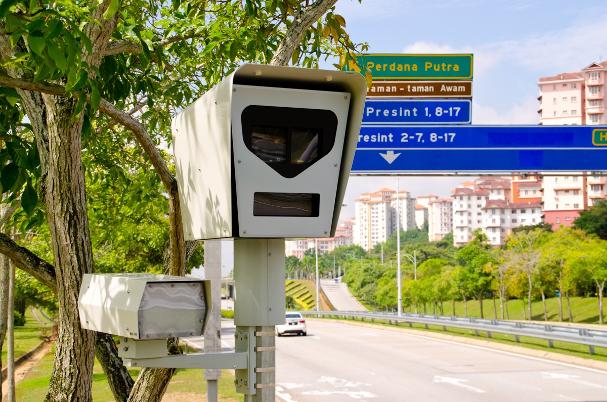 Traffic Enforcement Camera and Software