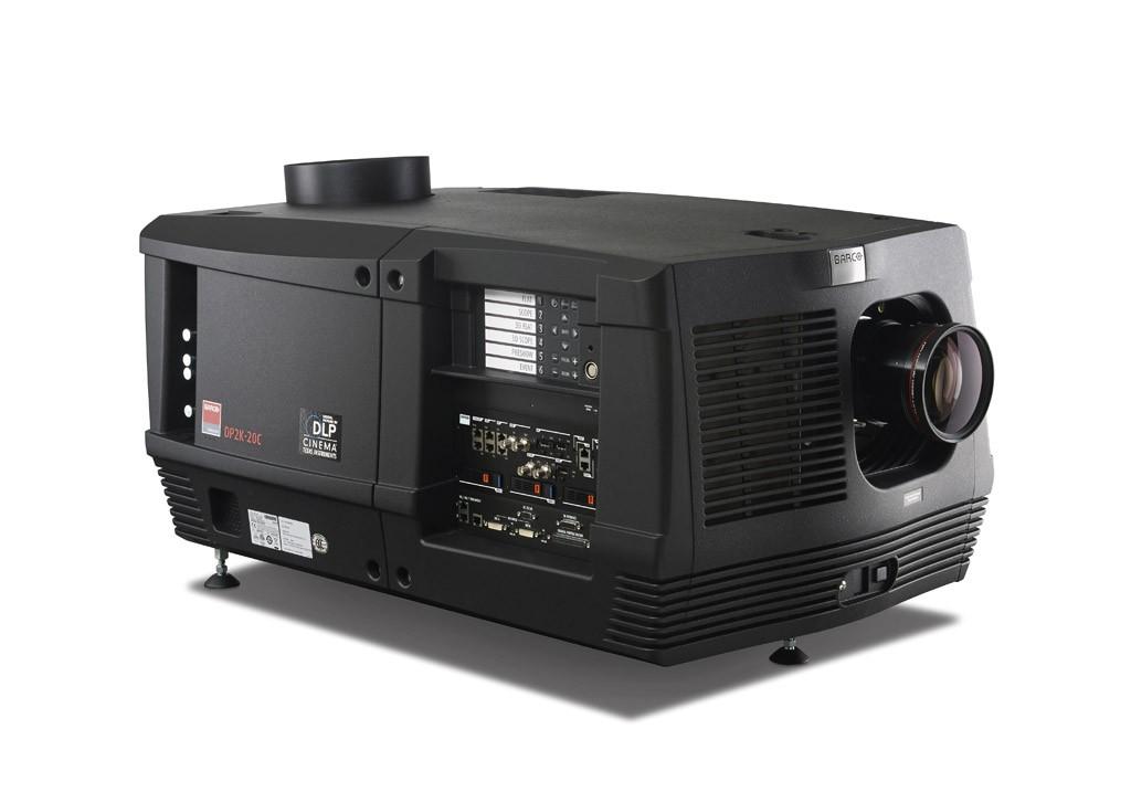 Máy chiếu phim kỹ thuật số