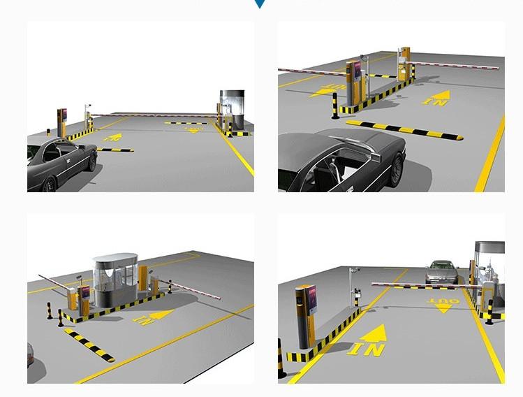 Bãi đậu xe và hệ thống quản lý