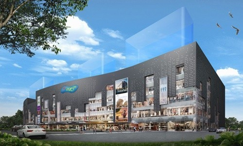 Trung tâm thương mại SC Vivo