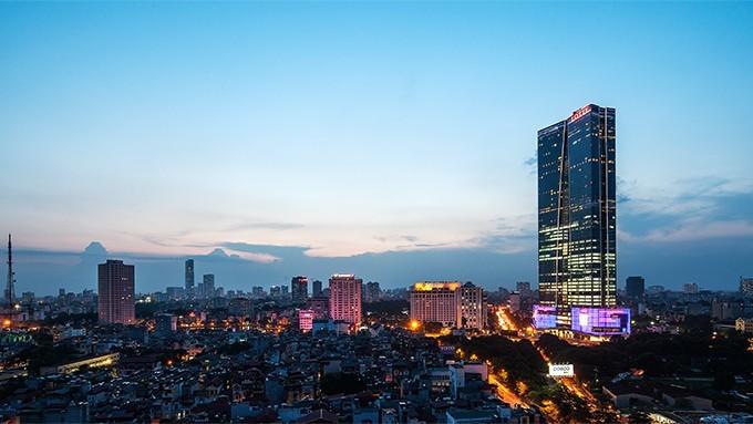Trung tâm Lotte Hà Nội