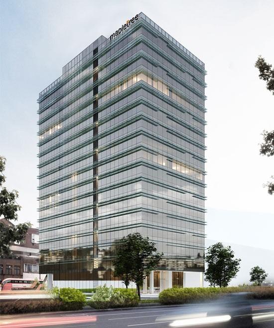 Văn phòng Nam Sài Gòn, HCMC