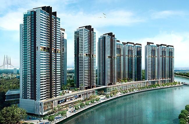 Khu căn hộ cao cấp Riviera Point, HCMC