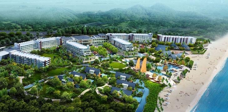 Khu nghỉ dưỡng Tri Việt