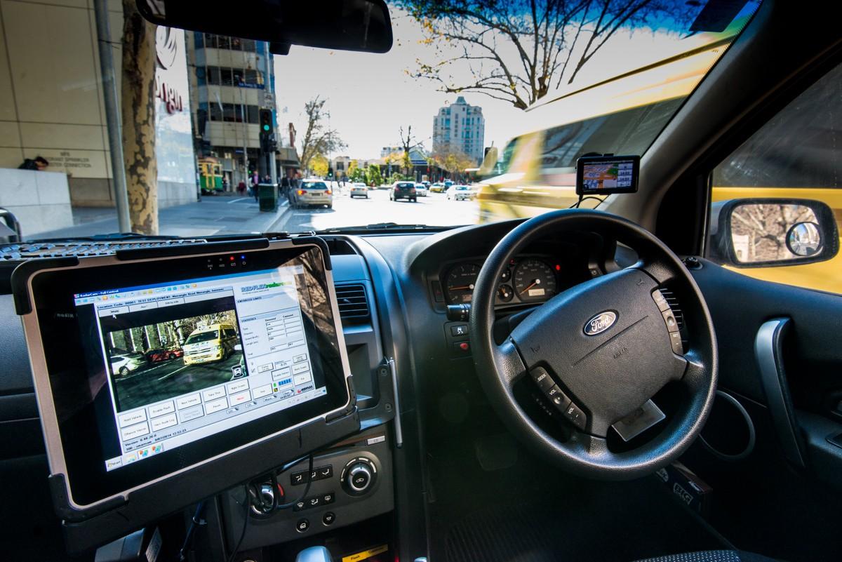 Hệ thống quản lý và kiểm soát giao thông