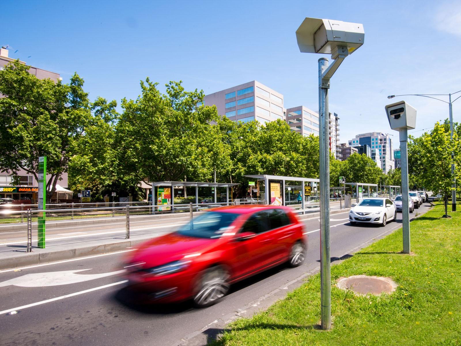 Hệ thống giám sát giao thông