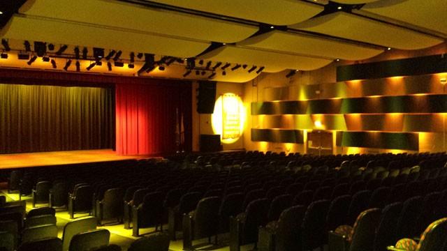 Hệ thống ánh sáng sân khấu