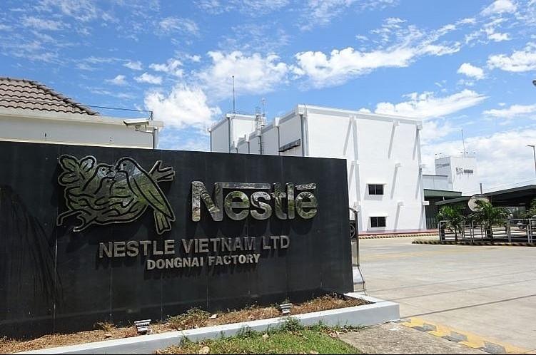 Nestlé Vietnam Factory