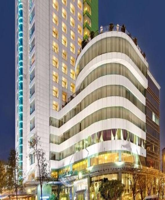 Green Plaza Hotel DaNang