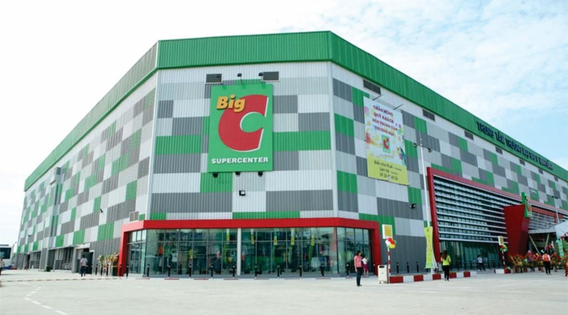Big C Hoang Van Thu