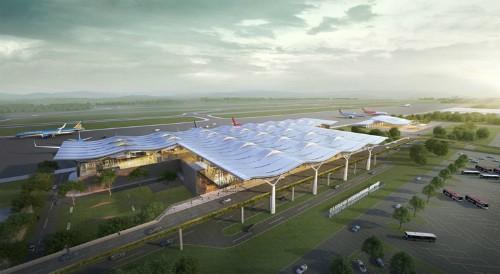 4.000 tỷ đồng xây nhà ga hình tổ yến sân bay Cam Ranh