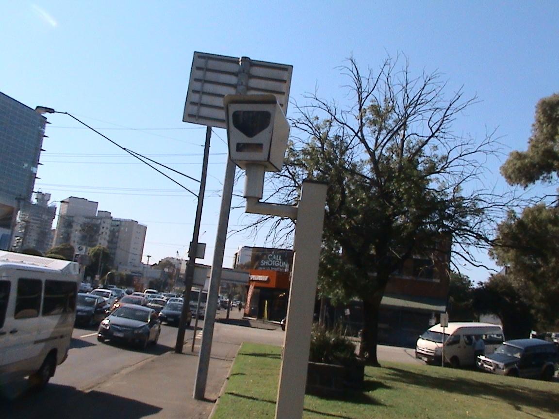 B7 - The Traffic Camera Enforcement System