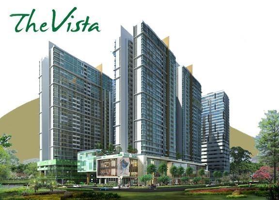 Khu căn hộ cao cấp the Vista