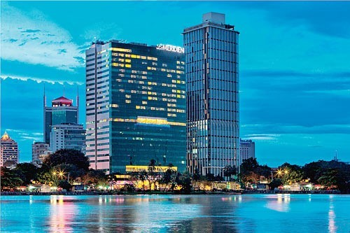 Khách sạn Le Meridien Sài Gòn