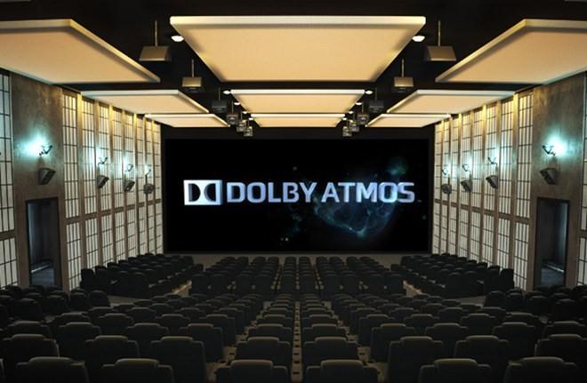 Atmos 3D sound