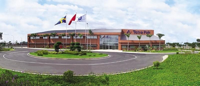 Nhà Máy Tetra Pak