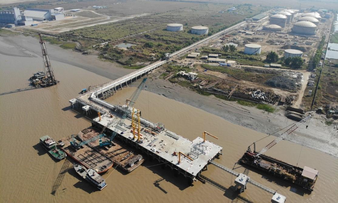 Padauk Shwe War Port Terminal