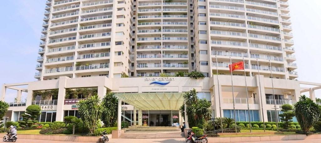 Khu căn hộ Saigon River Garden