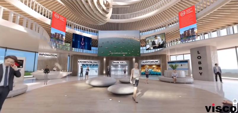 Virtual Event - Hội Nghị Thực Tế Ảo