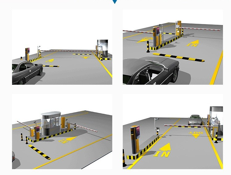 Vehicle Parking and Management