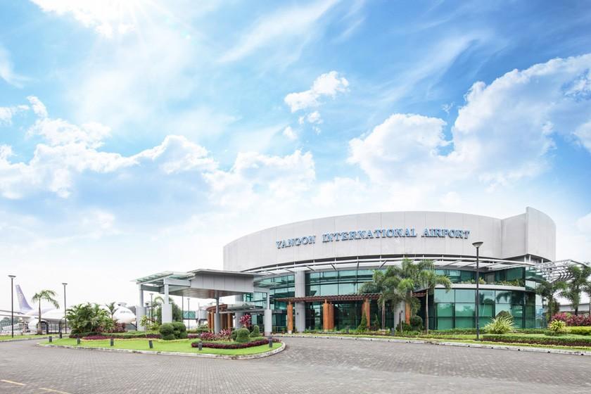 Sân bay nội địa & quốc tế Yangon