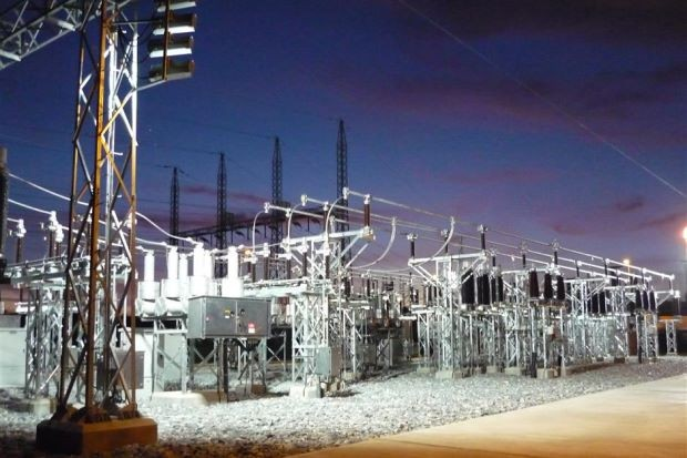 Power Transmission System at Kratie, Cambodia