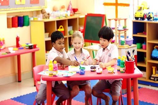 Trường KinderWorld