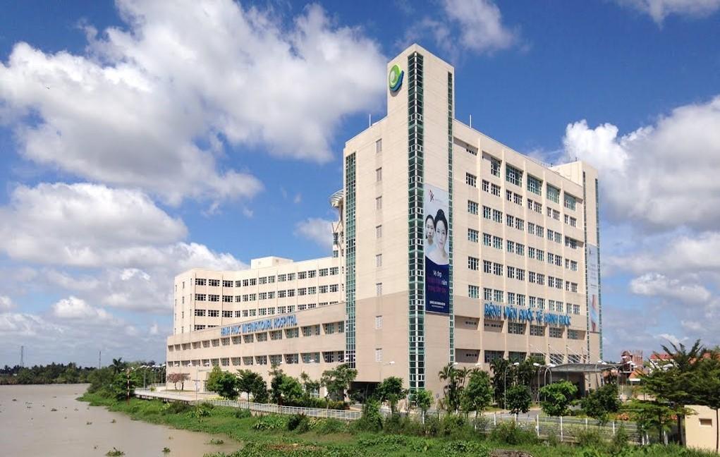 Bệnh Viện Nhi và Phụ Sản Quốc Tế Hạnh Phúc