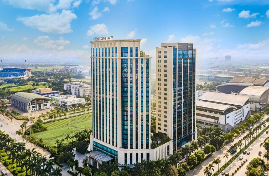 Crown Plaza Complex Ha Noi