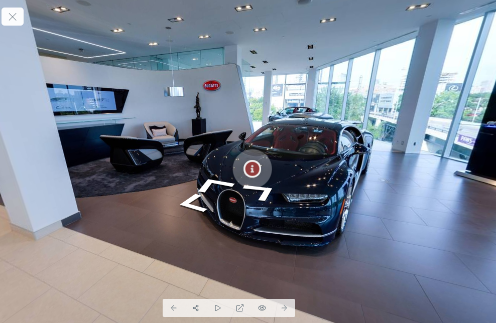 Scan 3D – VR360 Showroom Car