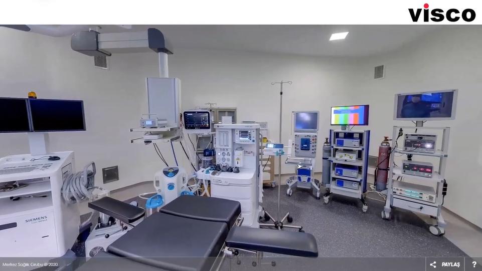 VR360 - Giới Thiệu Bệnh Viện